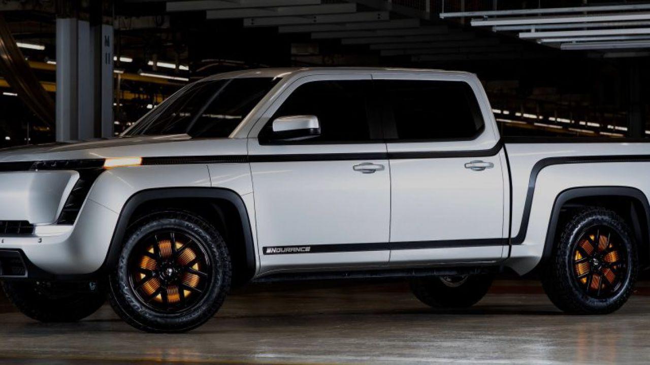 Lordstown afferma di aver ricevuto più di 100.000 preordini per il suo pickup elettrico