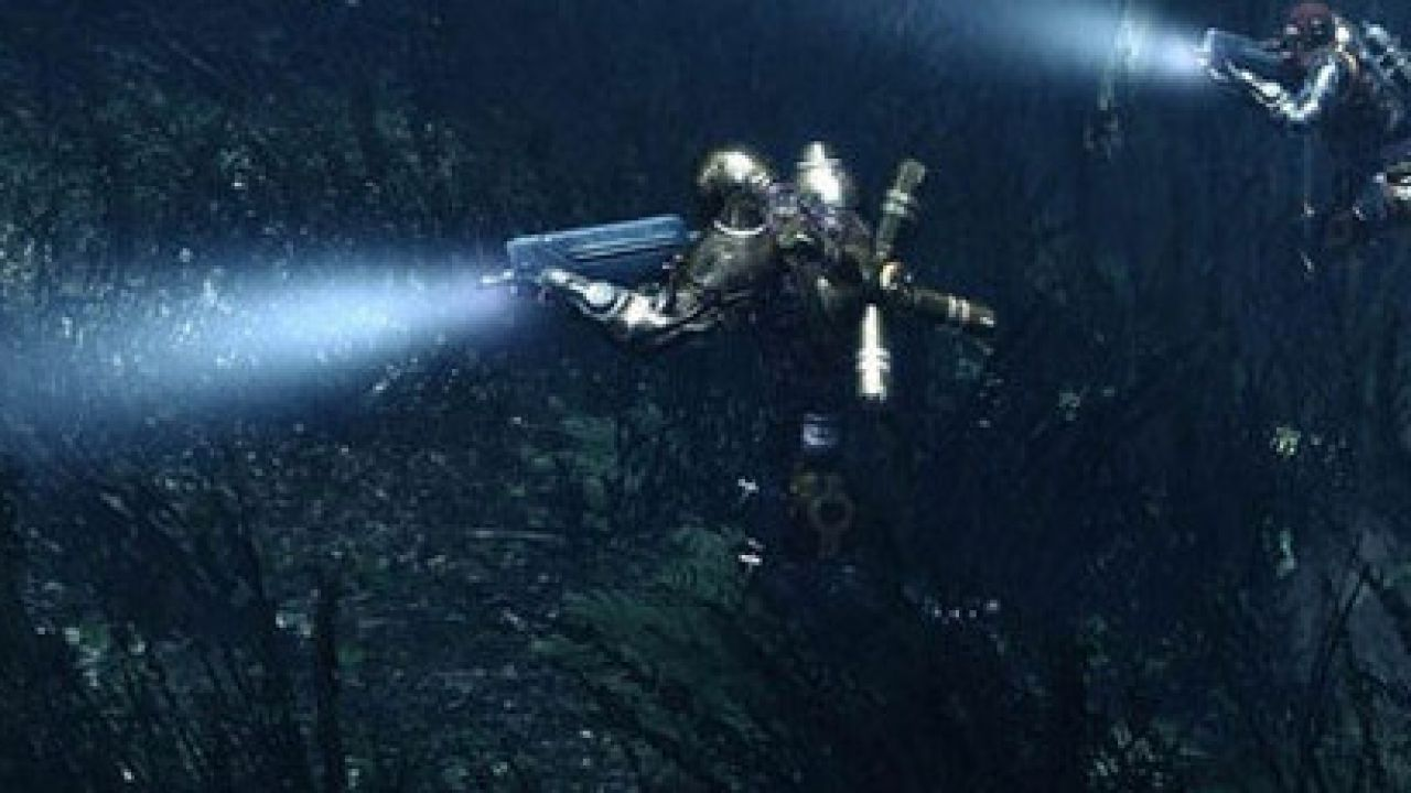Lost Planet 2, immagini dei pirati dei ghiacci