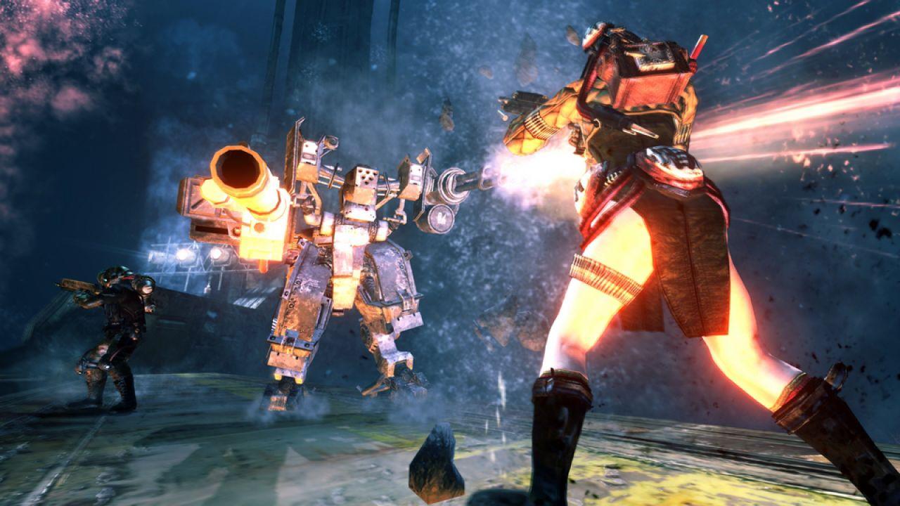 Lost Planet 2, patch correttiva disponibile per Xbox 360