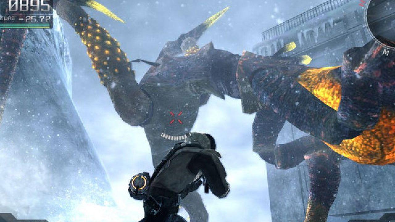 Lost Planet 2, la skin di Monster Hunter in immagini