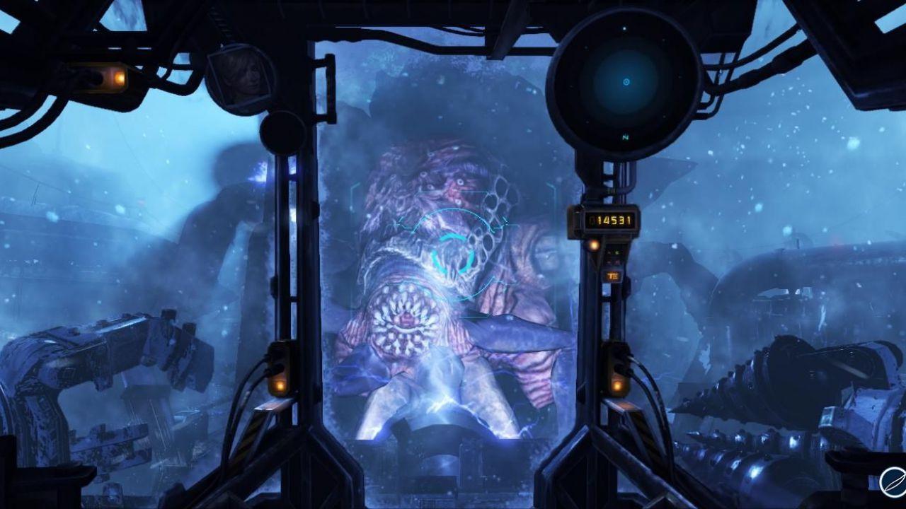 Lost Planet 3: nuove immagini dal sito giapponese