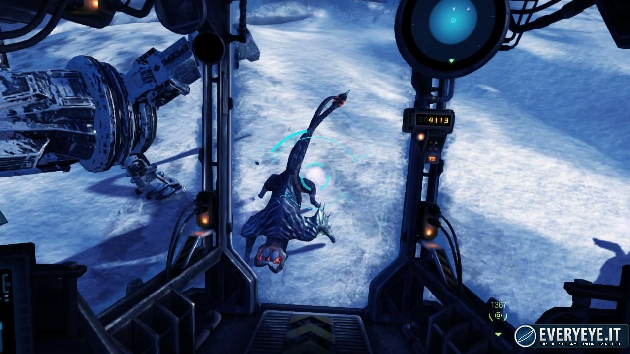 Lost Planet 3: nuovo video 'Frozen to Death'