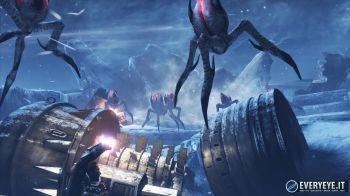 Lost Planet 3: trailer di lancio