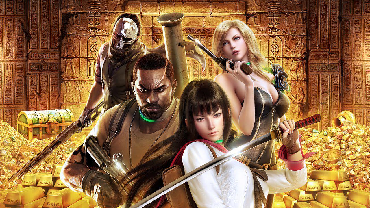 Lost Reavers: la beta pubblica parte il 14 aprile