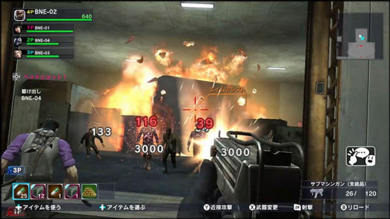 Lost Revears per Wii U: nuovi video gameplay tratti dalla fase beta