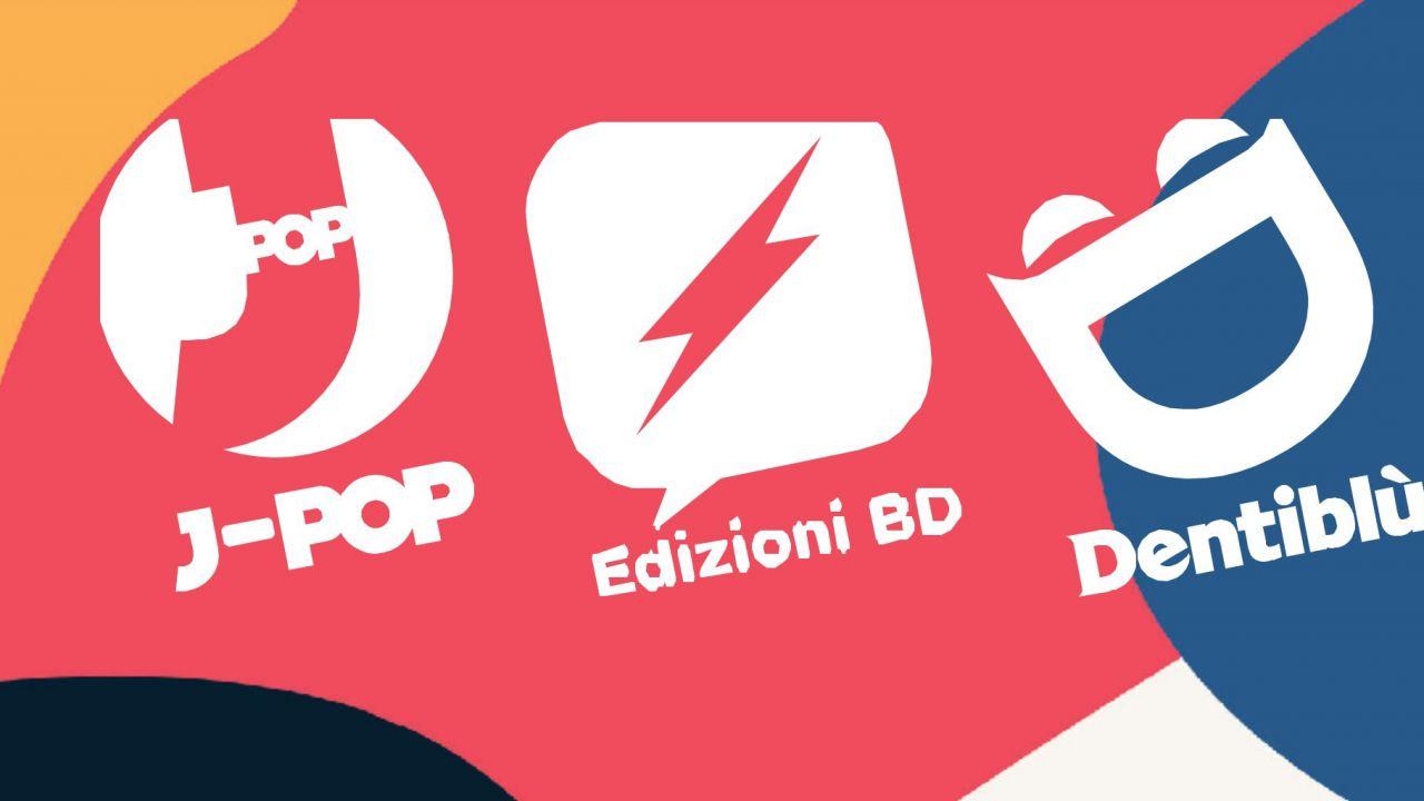 Lucca Changes 2020: ecco tutti gli imperdibili appuntamenti di Edizioni BD e J-Pop Manga