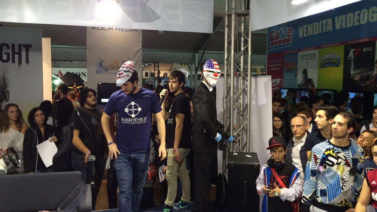 Lucca Comics 2013: le foto dello stand di EveryEye