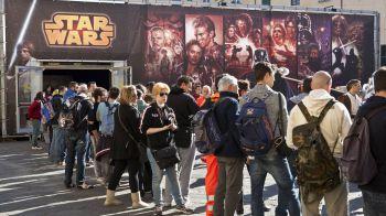 Lucca Comics 2014: apre il padiglione Star Wars