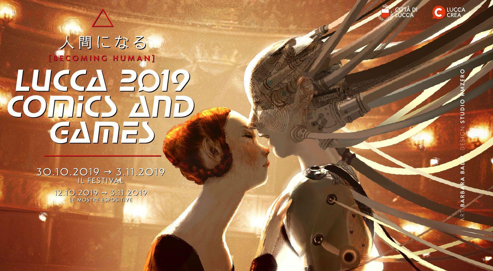 Lucca Comics & Games 2019: tutti i videogiochi protagonisti del festival