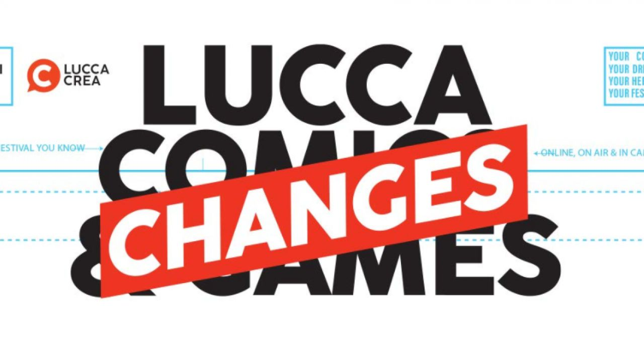 Lucca Comics & Games 2020 Changes Edition si unisce ad Amazon nel nuovo Lucca Store