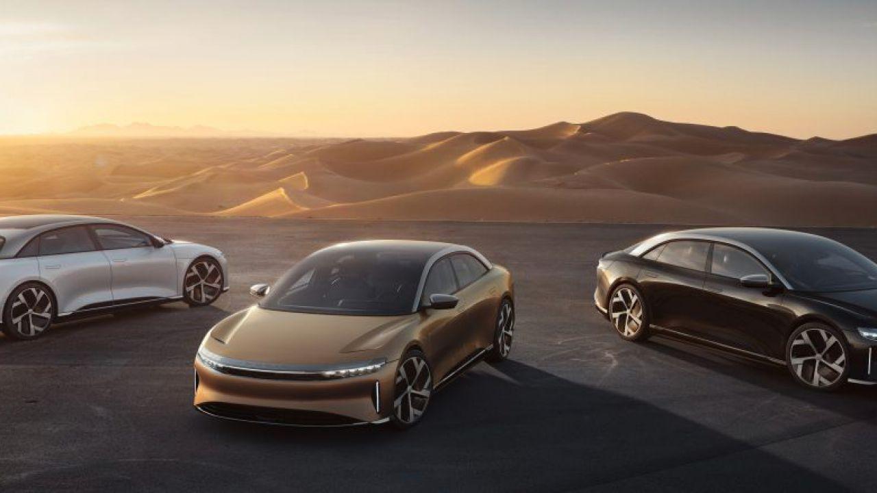 Lucid Motors guarda in Arabia Saudita: gli incentivi locali sono estremamente allettanti