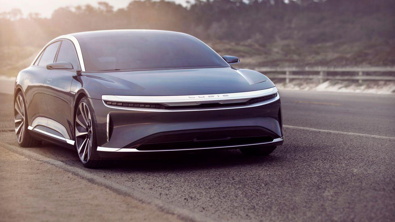 Lucid Motors si quota in borsa e sfida Tesla? Si parte da 12 miliardi di dollari