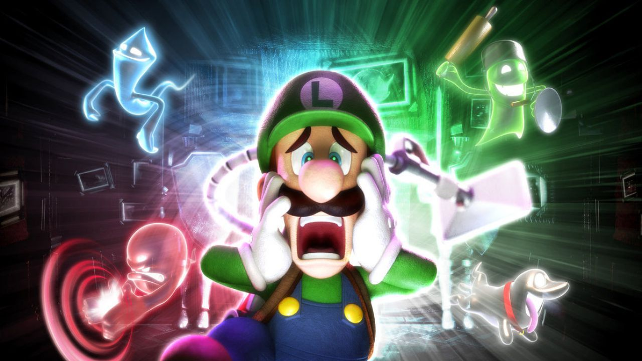 Luigi's Mansion 3 sarà uno dei giochi di lancio di Nintendo NX?