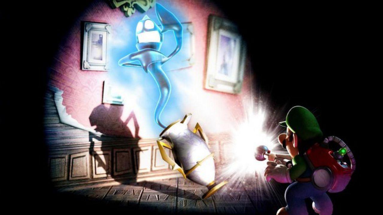 Luigi's Mansion Arcade uscirà la prossima estate in Giappone