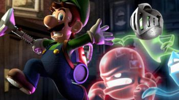 Luigi's Mansion: Dark Moon: confermata la data europea