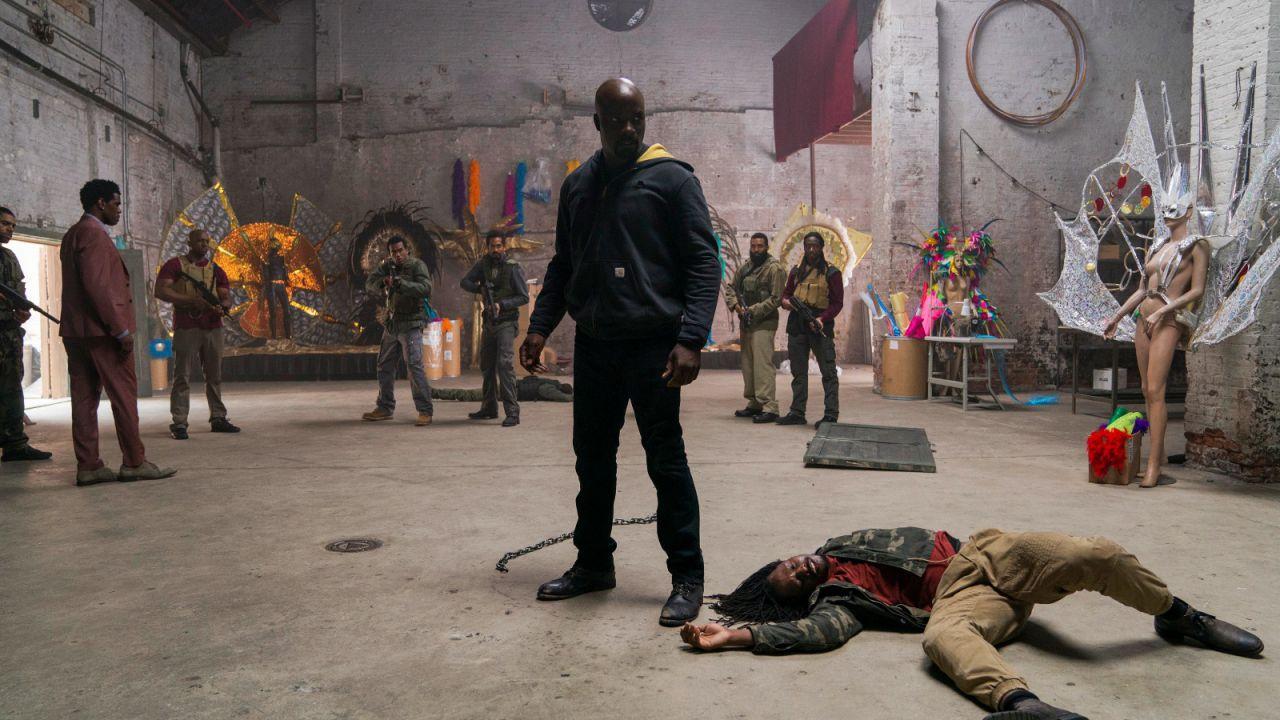 Luke Cage: Mike Colter è disposto a partecipare a una terza stagione