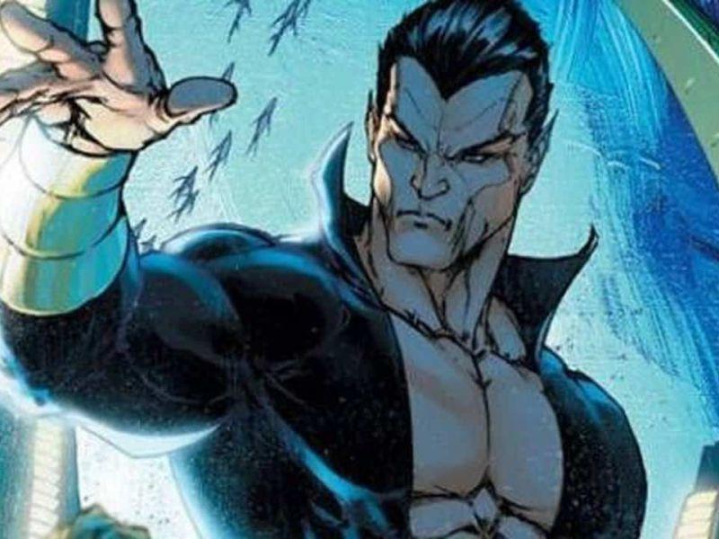 Luke Evans diventa Namor nell'MCU in questo fan poster di Black Panther 2
