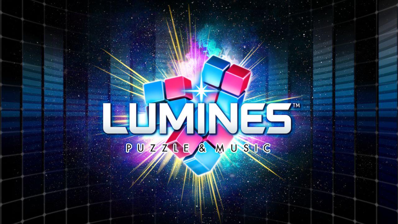 Lumines Puzzle & Music uscirà a settembre in Europa
