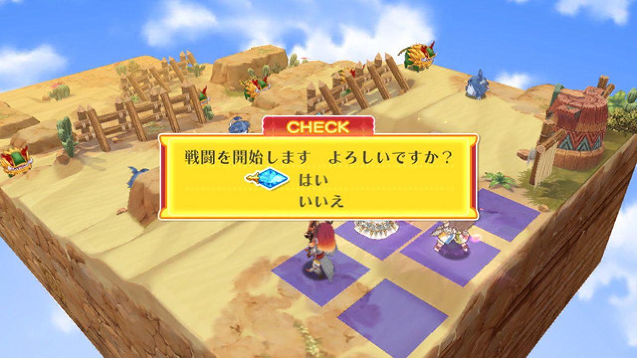 Luminous Arc Infinity, nuovi screenshot del gioco
