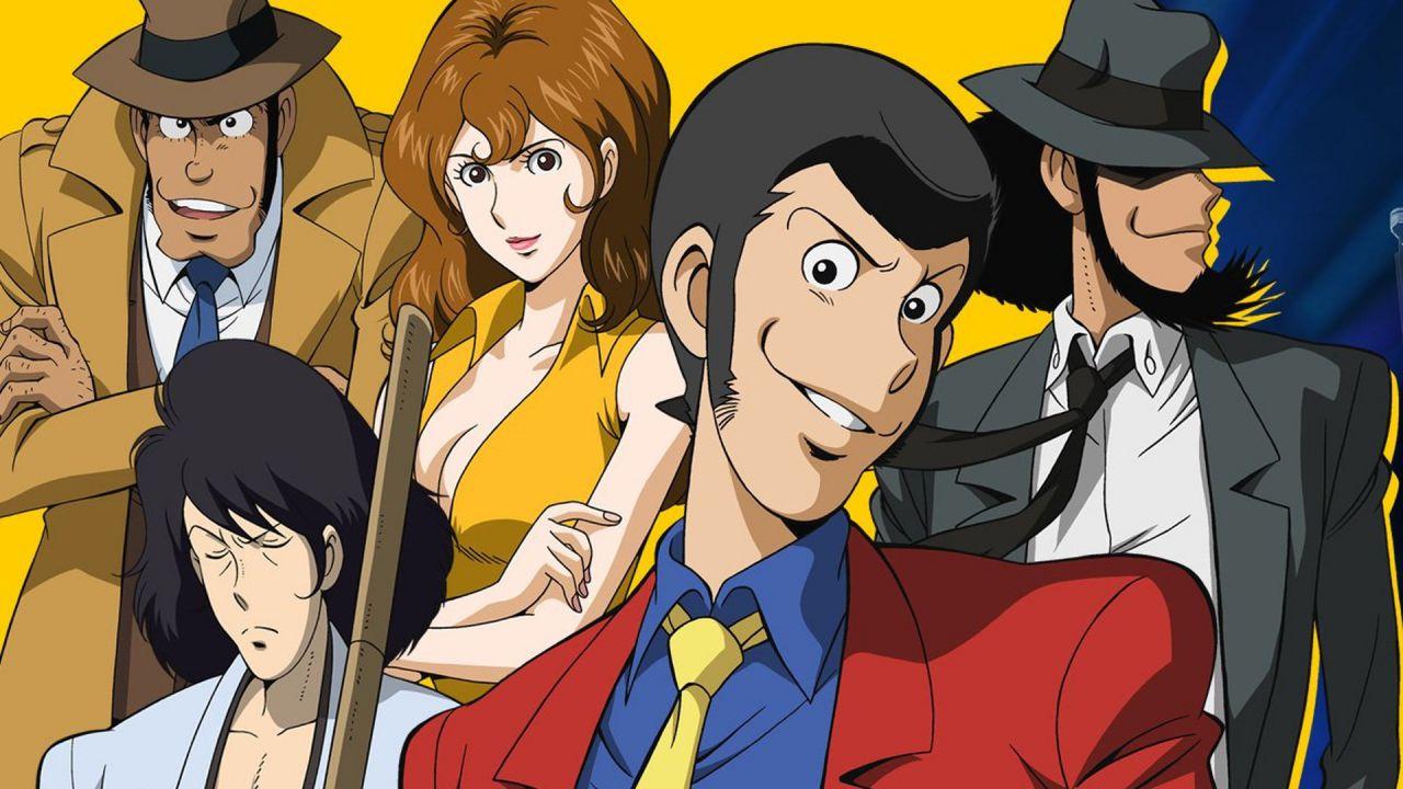 Lupin III arriva su Amazon Prime Video: il ladro gentiluomo esordirà a breve