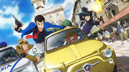 Lupin III: ecco il trailer promozionale sui personaggi e l'ambientazione della nuova serie animata
