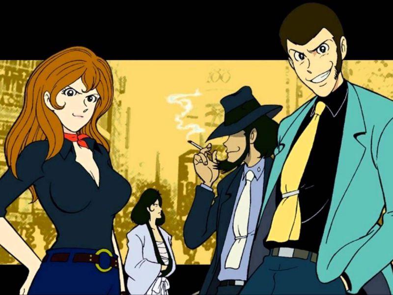 Lupin III: il ladro gentiluomo arriva su Sky e NOW TV con una maratona