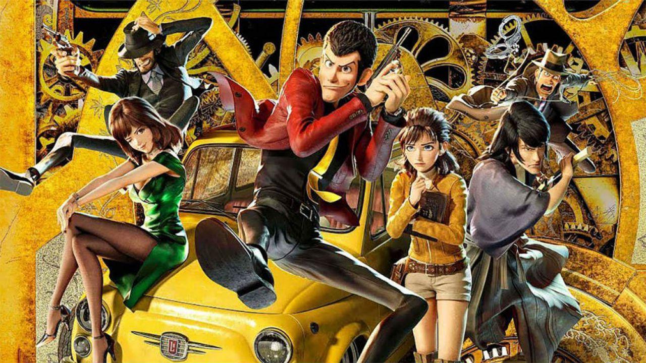 Lupin III The First: Anime Factory annuncia l'edizione homevideo del film