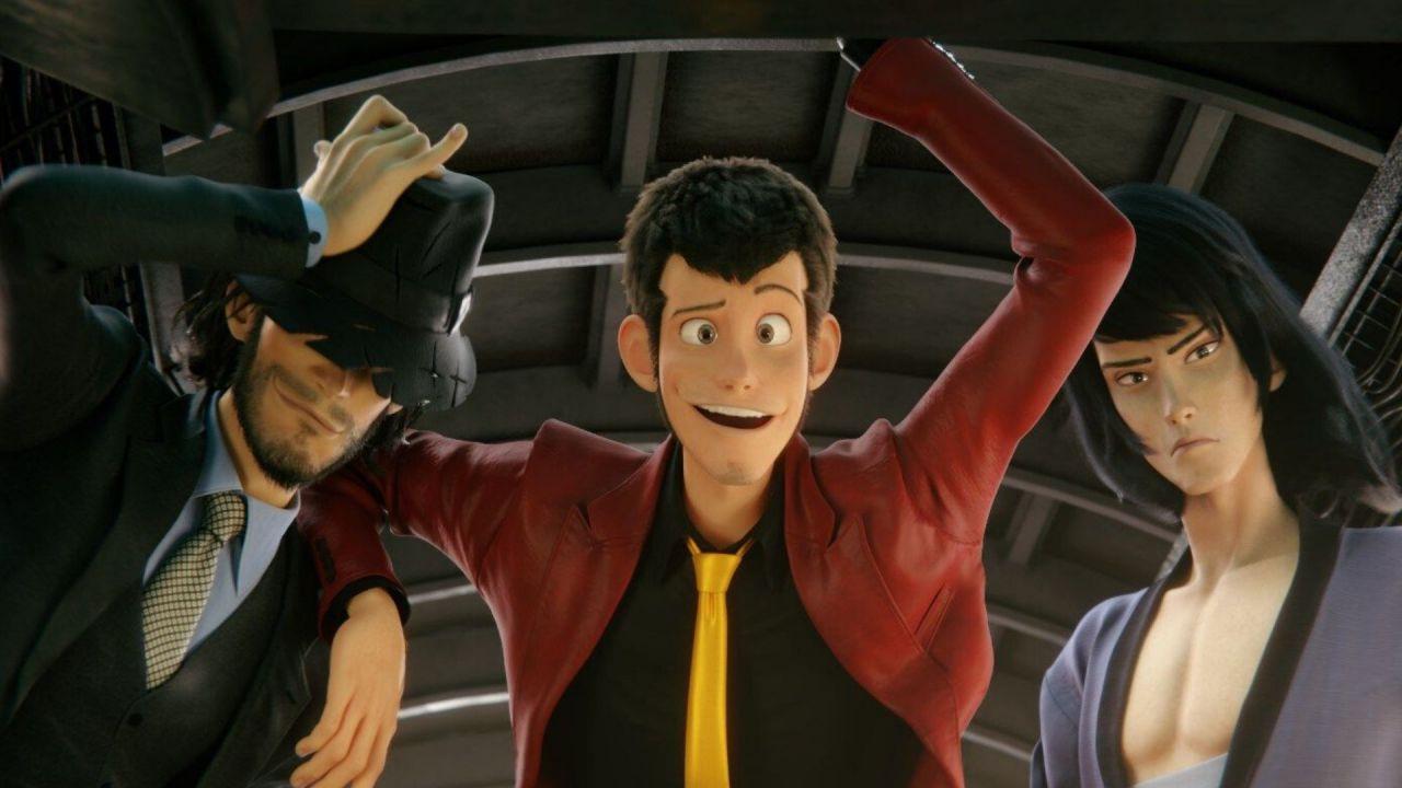 Lupin III The First e Lamù - Beautiful Dreamer sono le novità di ottobre di Anime Factory