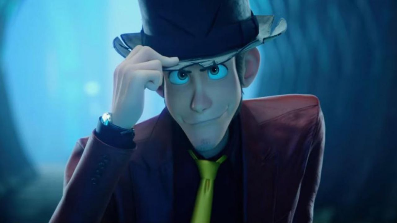 Lupin III The First: presentato al Romics il primo teaser trailer italiano