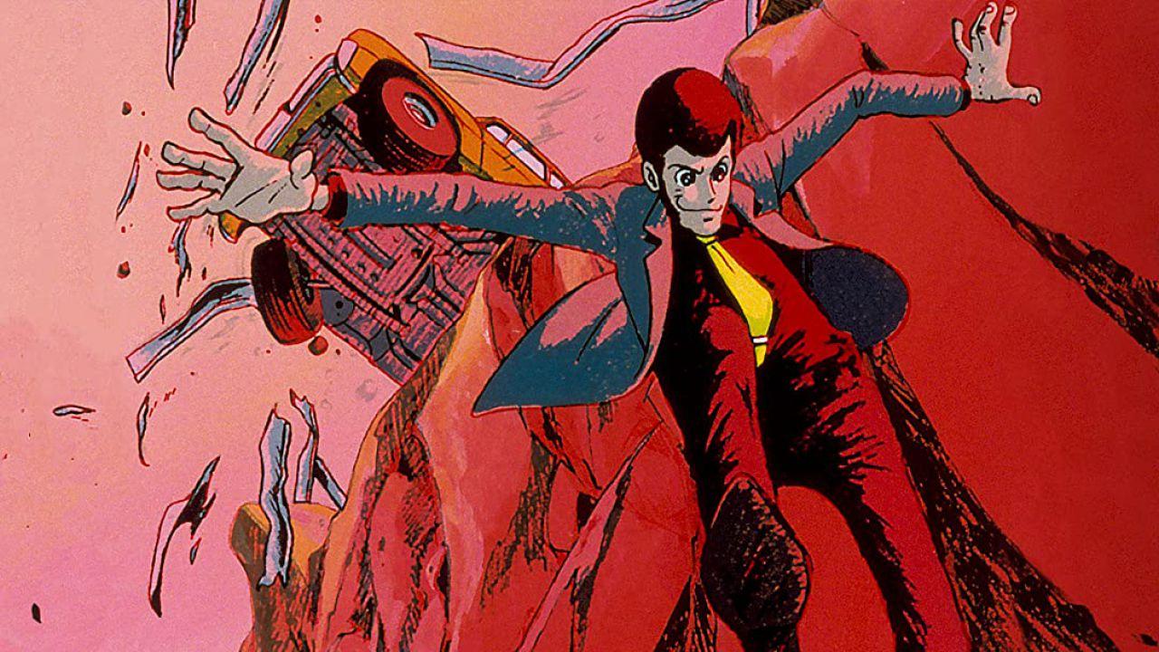 Lupin The Third: la prima serie di Hayao Miyazaki da oggi su Prime Video