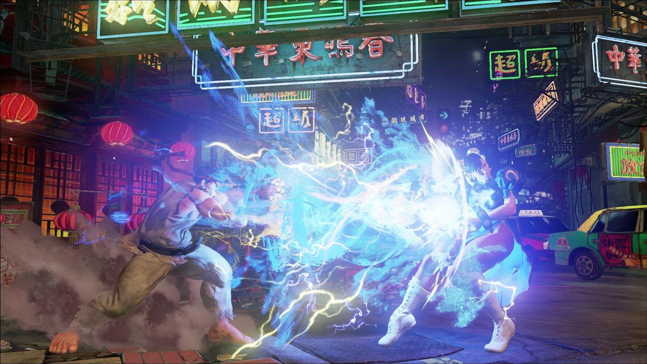 Mad Catz produrrà periferiche dedicate a Street Fighter 5