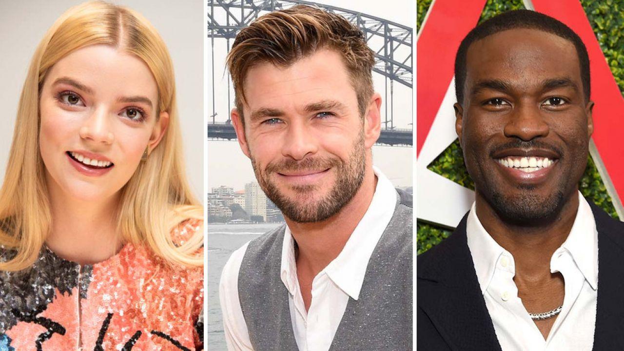 Mad Max: Anya Taylor-Joy e Chris Hemsworth protagonisti dello spin-off su Furiosa