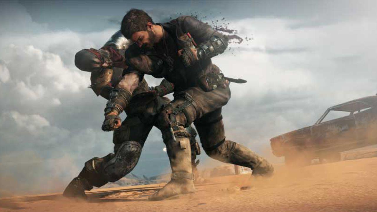 Mad Max: dodici minuti di gameplay dall'E3