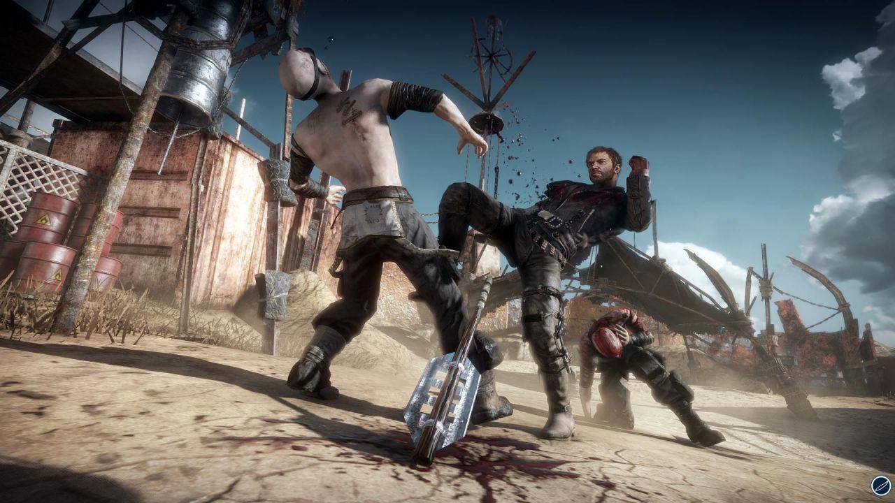 Mad Max: nuovi dettagli sul gameplay