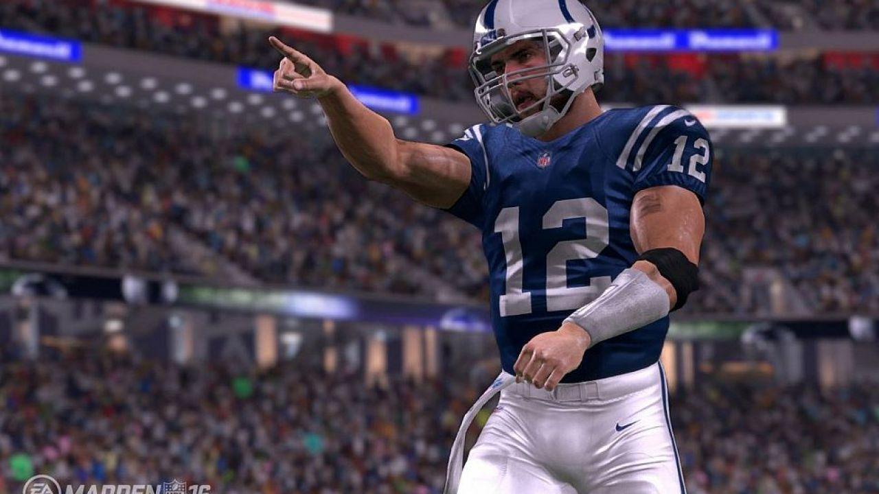 Madden NFL 16 di nuovo in azione