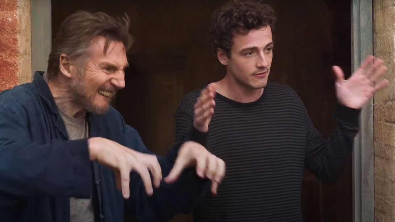 Made in Italy, Liam Neeson in un'emozionante dramedy padre-figlio ...