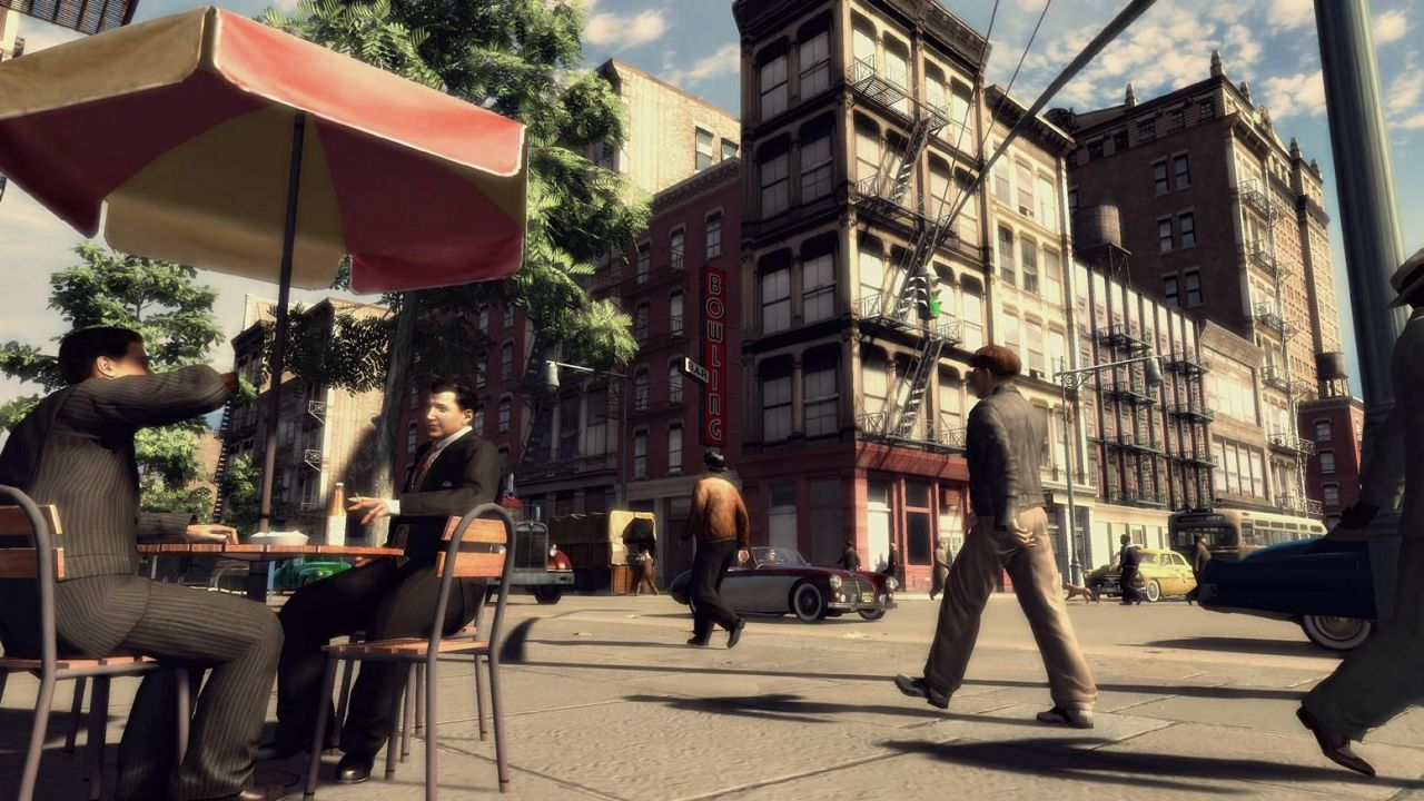 Mafia 2 scontato su Greenman Gaming
