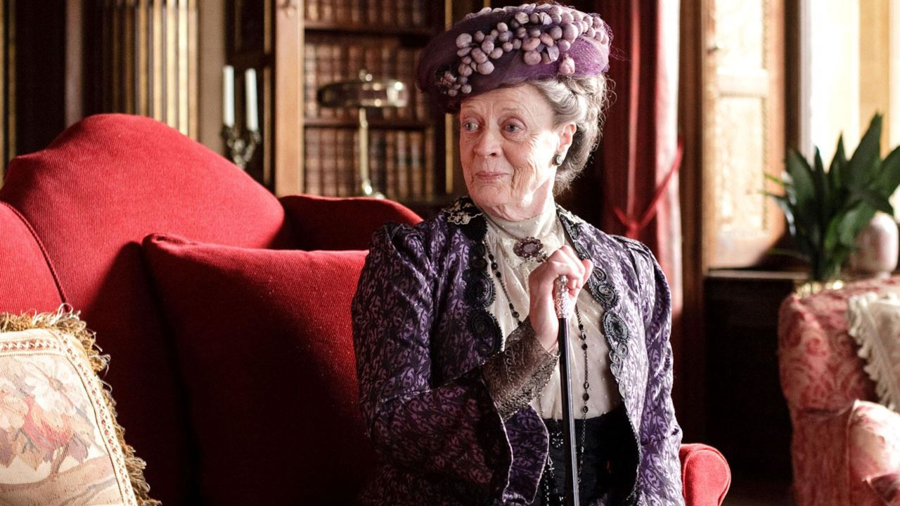 Maggie Smith su Harry Potter e Downton Abbey: 'Poco soddisfatta di quei lavori'