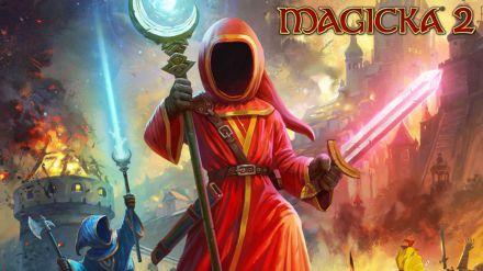 Magicka 2 giocato in diretta su Twitch alle 17:00