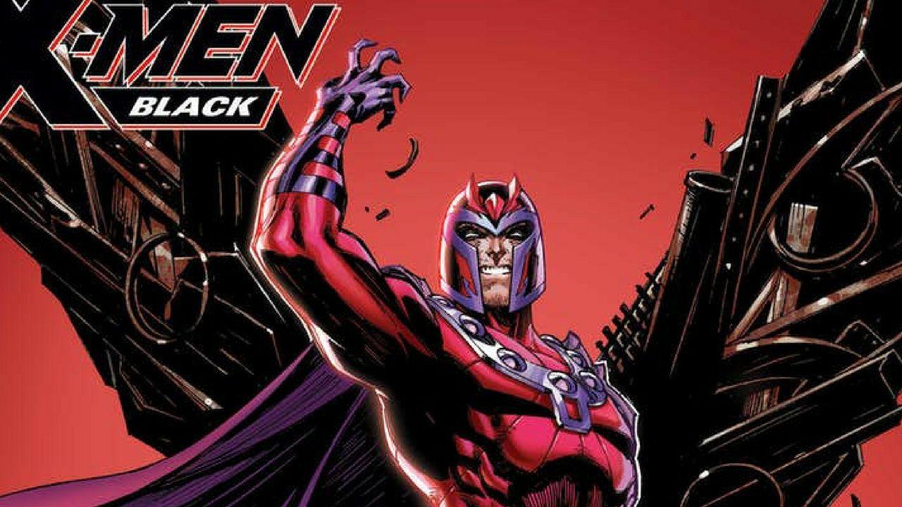Magneto distrugge una Sentinella in questa spettacolare statuetta del mondo