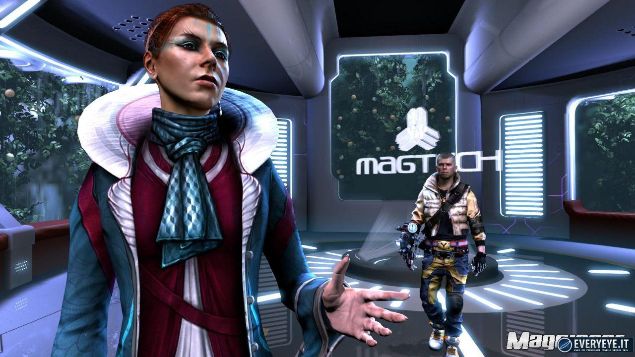 Magrunner: Dark Pulse - l'arrivo sul PSN è previsto per la prossima settimana