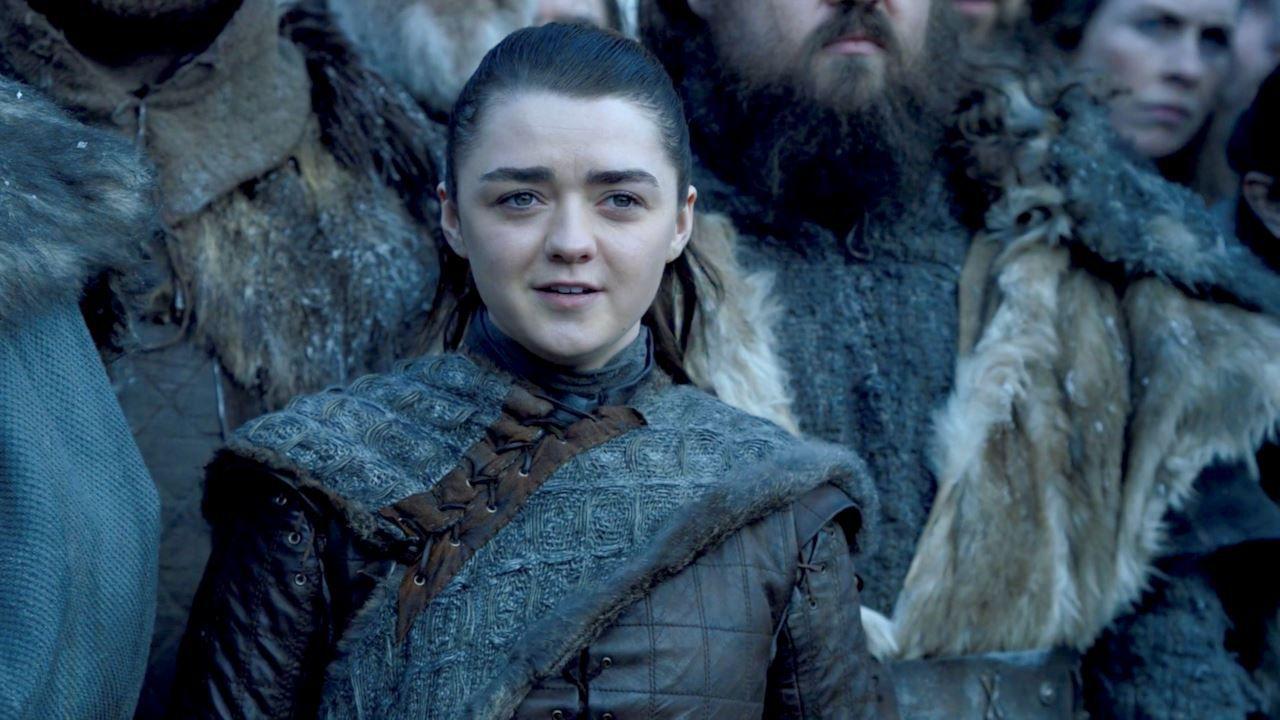Maisie Williams spegne le voci su un finale alternativo per Game of Thrones