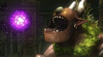 Majin and the Forsaken Kingdom, un gioco su Facebook attendendo l'uscita
