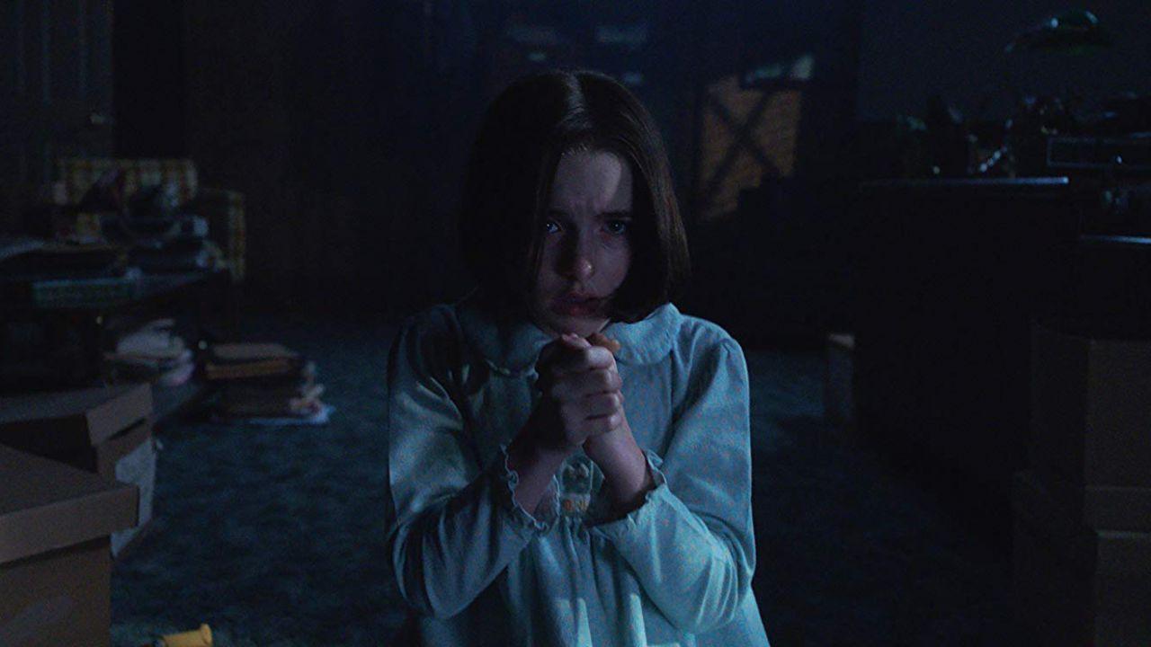 Malignant, nel nuovo film di James Wan ci sarà anche Mckenna Grace