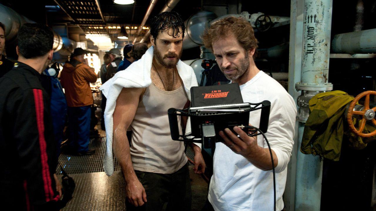 Man of Steel: Zack Snyder aveva girato tantissime scene su Krypton