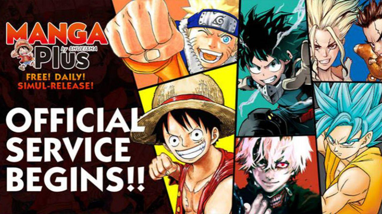Manga Plus continua a crescere: nuova lingua in arrivo sul portale gratuito di manga