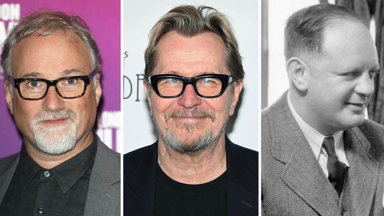 Mank: il film di David Fincher ha una data di uscita su Netflix