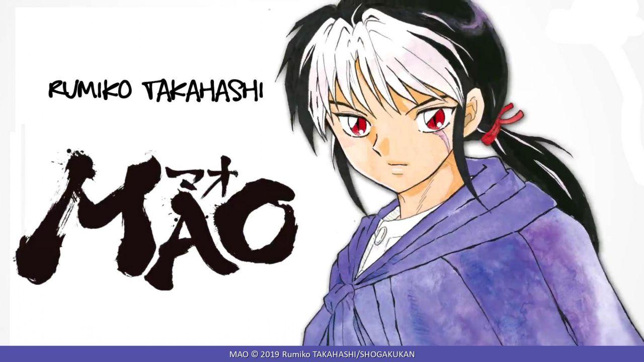 MAO: l'anime sul manga di Rumiko Takahashi è già ufficiale, è record