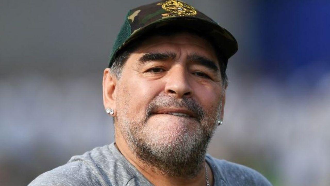 Maradona minaccia azioni legali contro Paolo Sorrentino per il film ispirato a lui