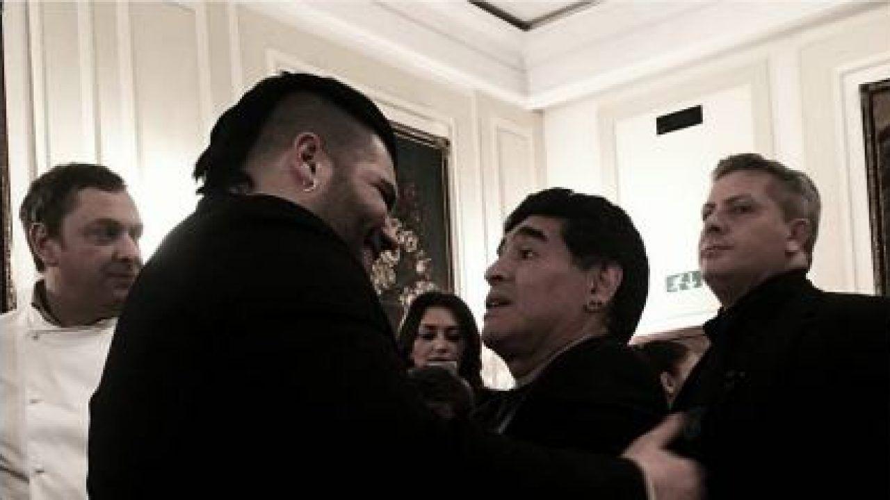 Maradona, Salvatore Esposito ricorda il Pibe: 'Ti ho detto quello che avevo nel cuore'